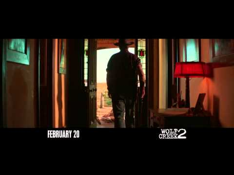 Creek - Wolf Creek 2 (2014) In Cinemas February 20 Follow Roadshow Films online: Film news and releases to you first: http://facebook.com/roadshowfilms Weekly compet...