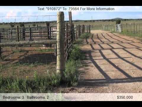 뜽 - http://tannerrd.epropertysites.com?rs=youtube This 25 acre Horse Ranch n Northern Arizona has open skies and amazing sweeping views. The home boasts a cool b...