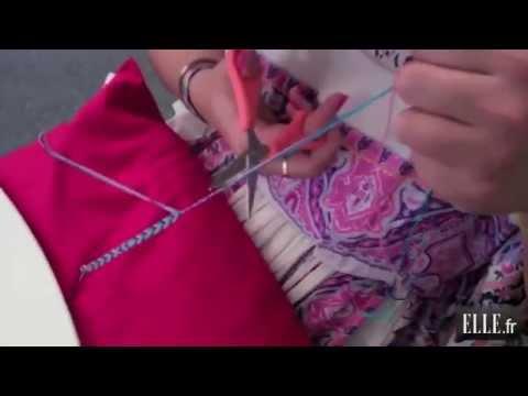 DIY - faire un bracelet brésilien - tutos DIY n°01