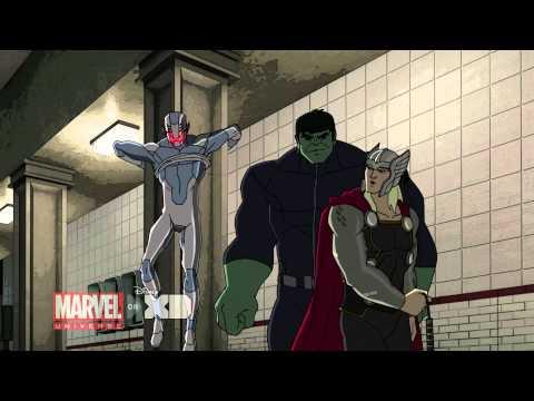 Marvel's Avengers Assemble 2.18 (Clip 1)