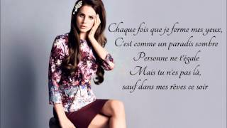 Lana Del Rey - Dark Paradise (Traduction)
