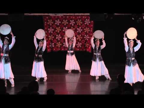 Raghse - Nomad Dancers performing