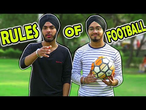 Football Rules In Hindi / Understanding Soccer Rules In Hindi