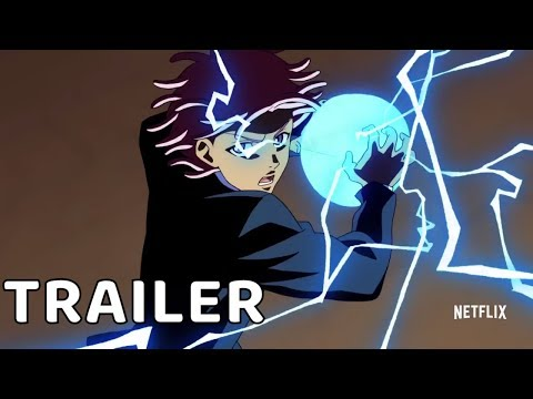 Neo Yokio Official Trailer [HD]