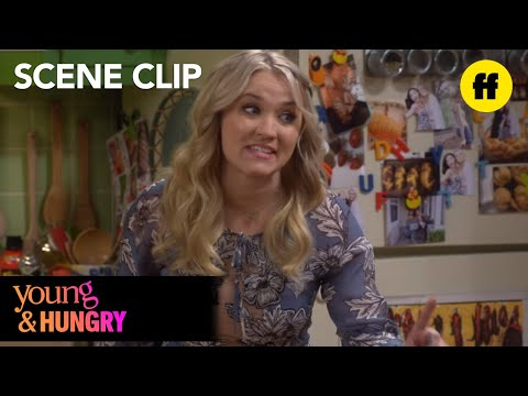 Young & Hungry   Season 3, Episode 10: One and Only   Freeform