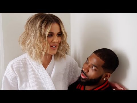Khloe Kardashian Explains Why She's Staying With Tristan Thompson After Cheating   Hollywoodlife