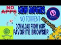 How to download TAMILROCKERS MOVIES without TORRENT using Seedr 