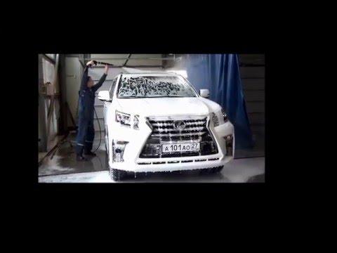Lexus GX 460 покрытый кварцевым стеклом Hikari Diamond