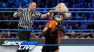 Nonton Becky Lynch Vs  Alexa Bliss   Smackdown Women S Championship Match  Smackdown Live  Feb  21  2017 Film Subtitle Indonesia Streaming Movie Download