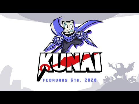 KUNAI : KUNAI - Boss trailer (PC/Switch)