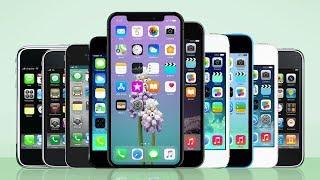 Video Apple - All iPhone Design Film: 2G - X [4K] MP3, 3GP, MP4, WEBM, AVI, FLV Mei 2019