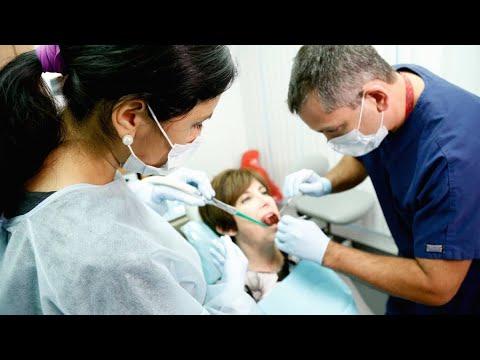 Watch a Live Dental Implant Procedure_Ön is fél a fogorvosnál? De mit csinálnak mások?