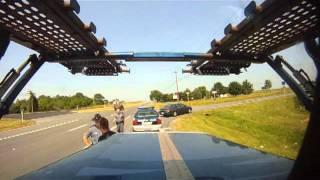 Video Trucker Versus Virginia State Police MP3, 3GP, MP4, WEBM, AVI, FLV Januari 2019