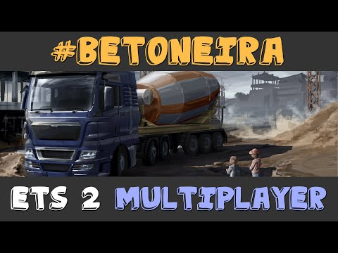 Betoneira Trailer for Multiplayer