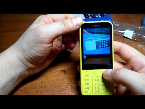 Мобильный телефон Nokia 225. Обзор и отзыв