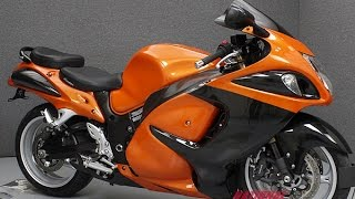 10. 2009  SUZUKI  GSX1300R HAYABUSA - National Powersports Distributors