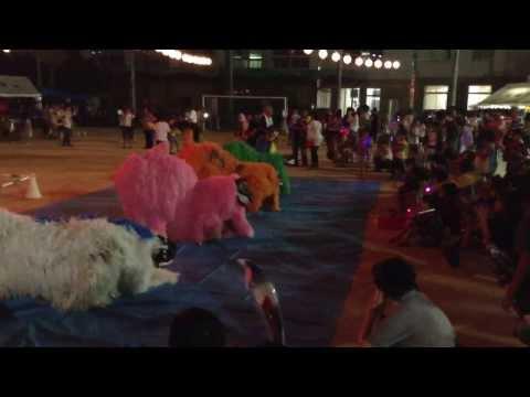 大阪市獅子舞クラブin大成納涼盆踊大会