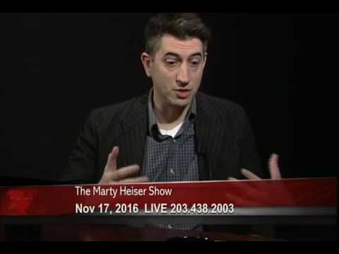 The Marty Heiser Show 11/17/16