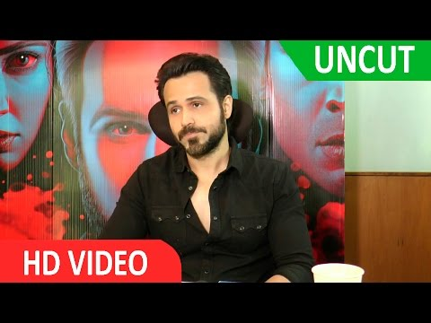 UNCUT | Interview with | Emraan Hashmi | for Film | Razz Reboot |