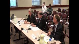 Regulatory Impediments To Job Creation In The Northeast, Hearing I (Part 2 Of 3)