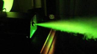 Efecto dj Maquina de humo PLS F-500