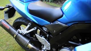 9. Suzuki SV650S Sport 2009 MY