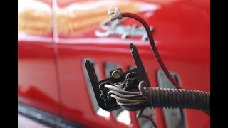 C3 Corvette Engine Wiring Harness Removal and Install (in HD), Corvette Hop