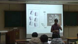 Deformation Texture: Cyrstallography