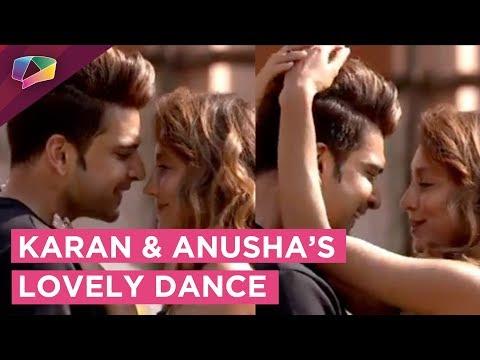 Karan Kundra And Anusha Dandekar's Lovely Dance On MTV Love School