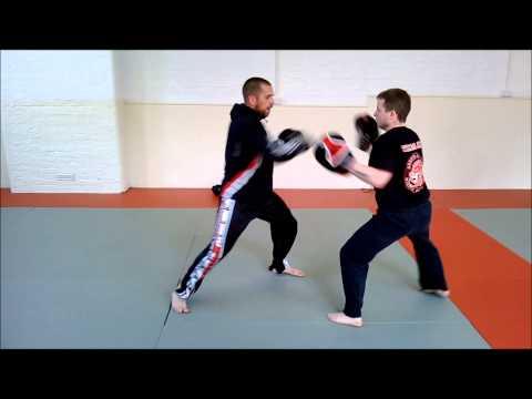 Zheng Dao Lo Squad training