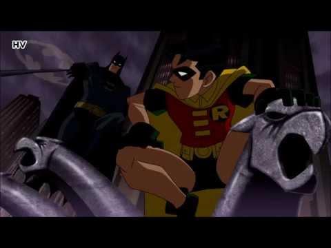 Batman: Under the Red Hood - Jason Todd as Robin (HD 1080p)