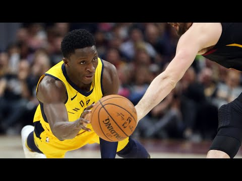 'Defensively we were special' says Victor Oladipo after Pacers beat Cavs in Game 1