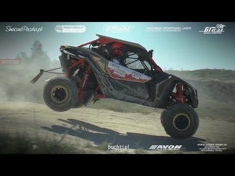 2 SJCAM SUPER RALLY MORAWICA 2018 - ACTION by MotoRecords.pl