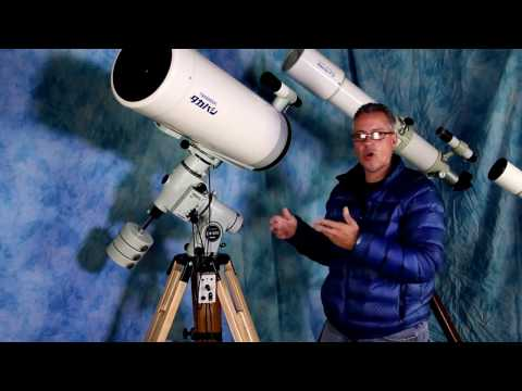 Daniel talks about the Takahashi Mewlon 250 & EM200 Mount_Best telescope videos of the week