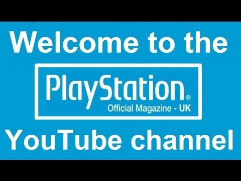 Official PlayStation Magazine UK youtube intro