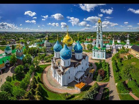 Сферические панорамы к проекту Православные храмы России 3:40