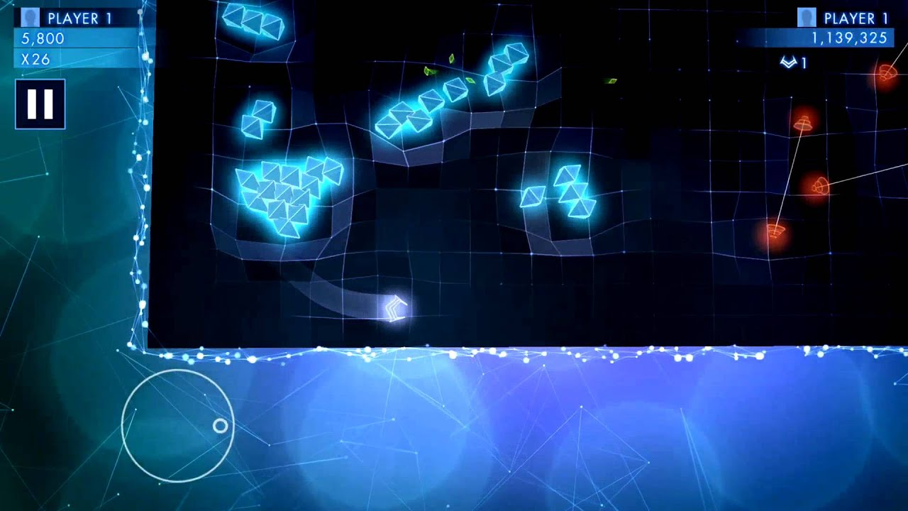 Geometry Wars 3 iOS Review - video dailymotion