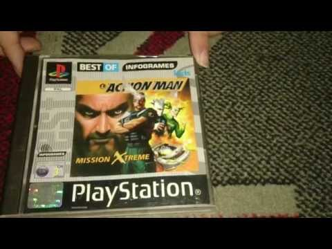 Action Man : Mission Extr�me Playstation