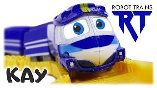Video Robot Trains (로봇트레인) Kay Splicing Rail MP3, 3GP, MP4, WEBM, AVI, FLV Desember 2017