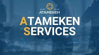 Подать заявку на кредит за один клик: «Atameken services» представил новые инструменты