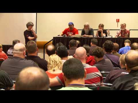 RA Salvatore - Join novelists R.A. Salvatore, Ed Greenwood, Troy Denning, Erin Evans, and Richard Lee Byers to discuss the Sundering, and the great stories still to be told...