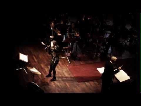 Drop the Fight - Terese Fredenwall & the Swedish Radio Symphony Orchestra (27 Oct 2012)