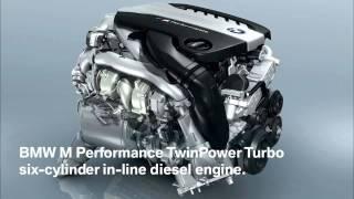 Motor diesel BMW M Performance TwinPower Turbo seis cilindros en línea