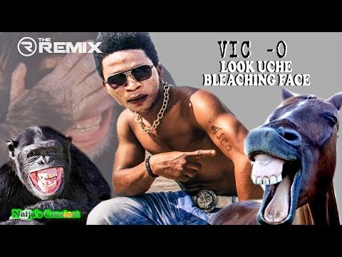 Look Uche Sorry Vic.O Bleaching Face- Official Hilarious Parody Video