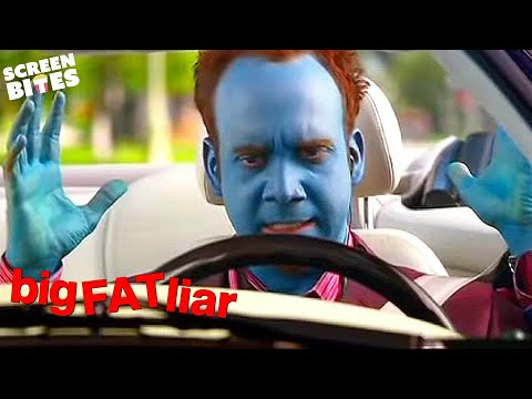 "Big Fat Liar: ""I'm Blue"" Eiffel 65 (ft. Marty; Paul Giamatti and Jason; Frankie Muniz)"
