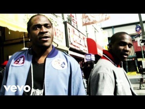 Popular Demand Popeye's [Feat. Cam'ron & Pharrell]