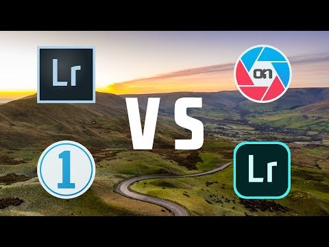Lightroom vs ON1 vs Capture One vs LightroomCC | Which is best?