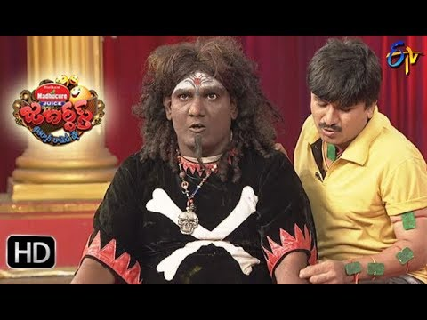 Rocket Raghava Performance | Jabardasth | 23rd November 2017