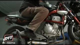 9. Leo Vince Install- Kawasaki Ninja 650r part3