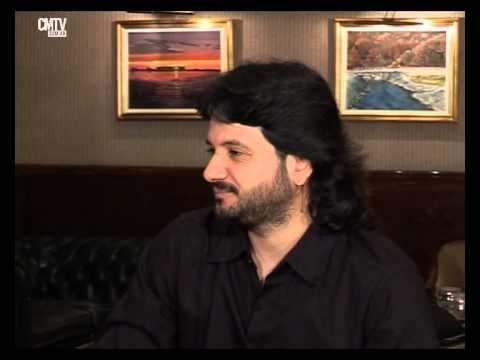 Jorge Rojas video Presenta Mi voz y mi sangre - Entrevista CM
